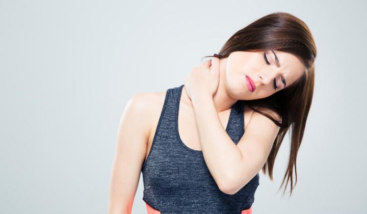 comment soulager un mal de cou chronique