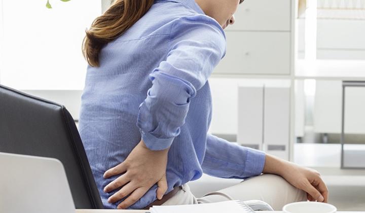 douleurs musculaires dos