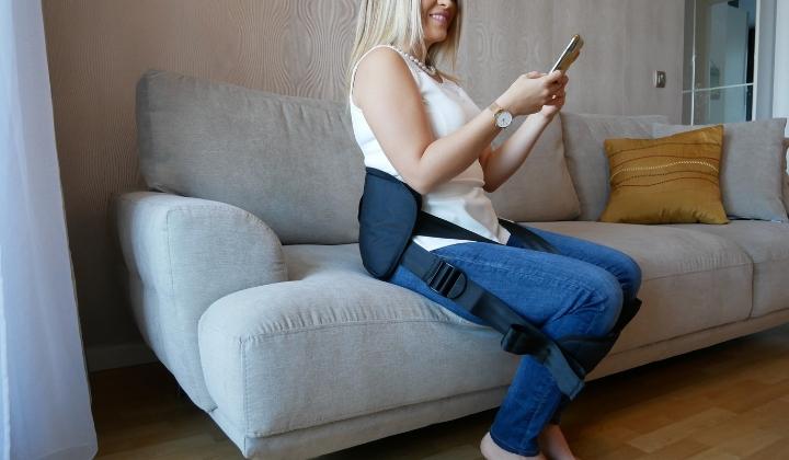 soulager dos ceinture de maintien dorsale