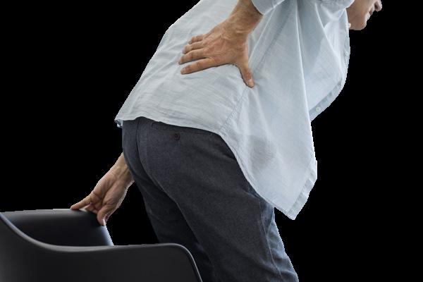 solution 100% naturelle pour soulager les douleur à la hanche assis